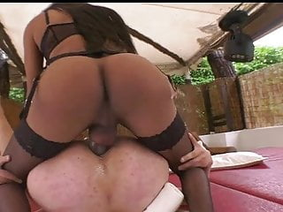 Lingerie Shemale Shemale Fucks Guy Shemale video: Tranny fucks the Guy with vigor