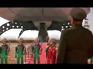 Blonde Blowjob Outdoor video: The Martian Language