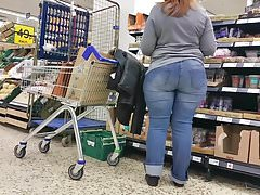 Pawg Jeans hanches larges