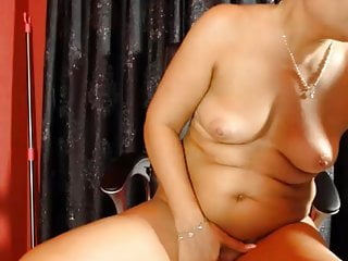 Mature Webcam Fisting video: Hairy mature fingering on cam