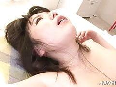 Jun Mamiya genießt einen heißen Fick mit ihrem Geliebten