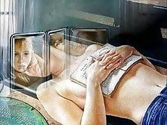 Sensual arte erótico de francine van hove