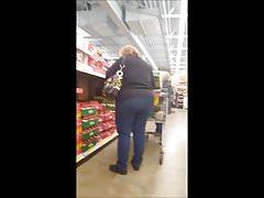 shopping bbw gilf culo grosso