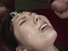 Faits saillants du Bukkake japonais