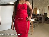thick redbone modeling