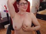 Hot mature cam private strip 2