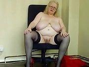 big tits amateur grandma