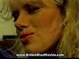 Retro British Anal with Louise Hodges
