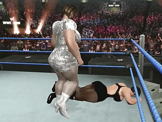 Bbw Sports video: loreal vs ryan clip