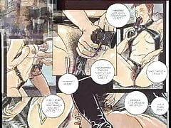 BDSM Sex Adult Erotic Comics