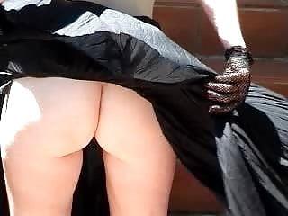 Milf Australian video: Dani -Latex 1