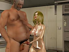 Fembot 3000 voll interaktive Sex Doll