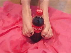 La mia nuova pubblicità di Coca-Cola (feticismo del piede)