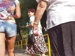 Szpiega seksowny tyłek krótka nastolatka rumuńska