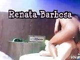 Renata Barbosa Trans GP arrombando o cu de seu melhor client