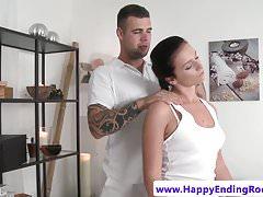 Piękny masaż euro ssanie przed seksem