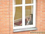 Dane Jones Voyeur fucks his sexy neighbour