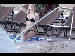 I Spy - pěšáci - boční boky v bazénu