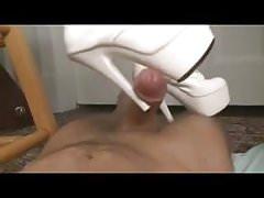 milf krankenschwester stiefel job schuhjob