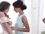 TeenMegaWorld - FirstBGG - Glam ladies get orgy orgasms