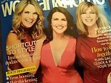 Cumming on Woman and Home magazine