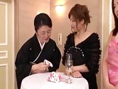 japonská svatba