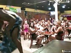 Geile Frauen warten darauf, Schwanz zu lutschen