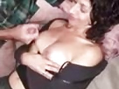 Strane cums su hot girlfriends tette