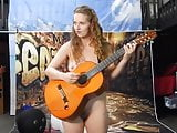 All kind of female musician naked