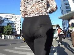 WOC # 1 - FAT BUTT JIGGLE ET VOIR À TRAVERS