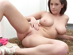Napalona masturbacja