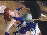 Dead Or Alive(DOA)Kasumi ryona