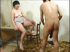 Russian Mature and Boy Part 2