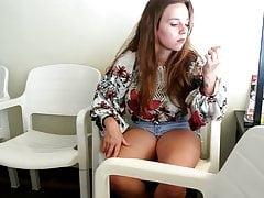 Hot Teen Waiting Legs