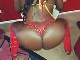 Twerking Thong