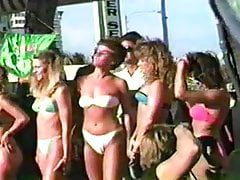 Candy Store Bikini Contest Fort Lauderdale Floryda 3-8-86