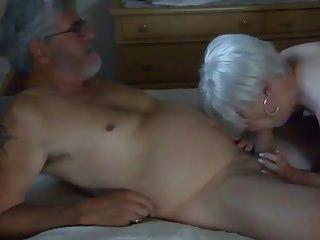 Mature Threesome (Grandparents)