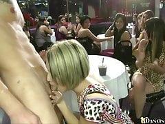 Kobiety ssą kutasa po penisa