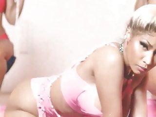 Black Brunette Big Ass video: Nicki Minaj fap tribute