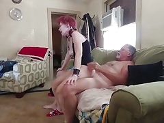 La mia ragazza con un ragazzo a caso fuori da Craigslist. Parte 5 di 6
