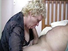 BBW Fanny Nylon Spaß