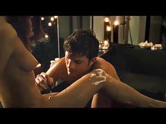 Rachel Blanchard Scena di sesso nudo in spread ScandalPlanet.Com