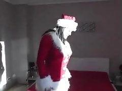 Vánoční děvka to dostane sama