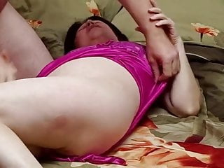 Hairy Russian Mature video: Fuck drink granny mature