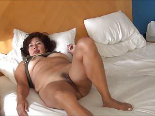 享受亞洲的妻子PUSSY