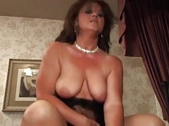 Massive Dick on this Mature Woman