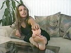 Semelles pieds candice