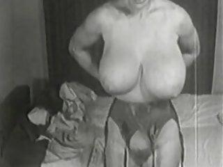 Tits Big Tits Retro video: Stripper-Virginia Bell
