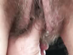 duże usta owłosione palcowanie 2