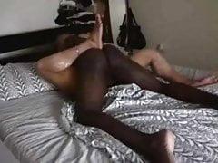 Wifey loves her black lover's big dick!